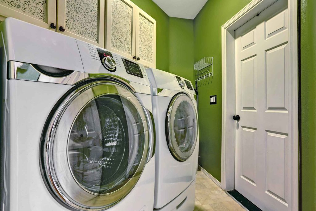 home inspection laundry room vermin